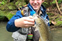 Rowan's Creek Smallmouth Bass